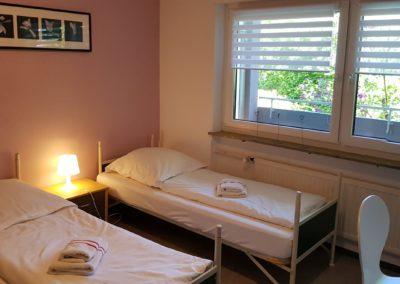 Einzel / Doppelzimmer