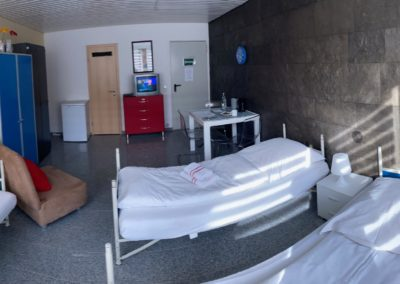 Großes Einzel / Doppelzimmer